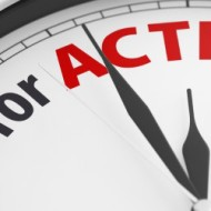 Enough Talk – 3 Steps to ACTION Today!