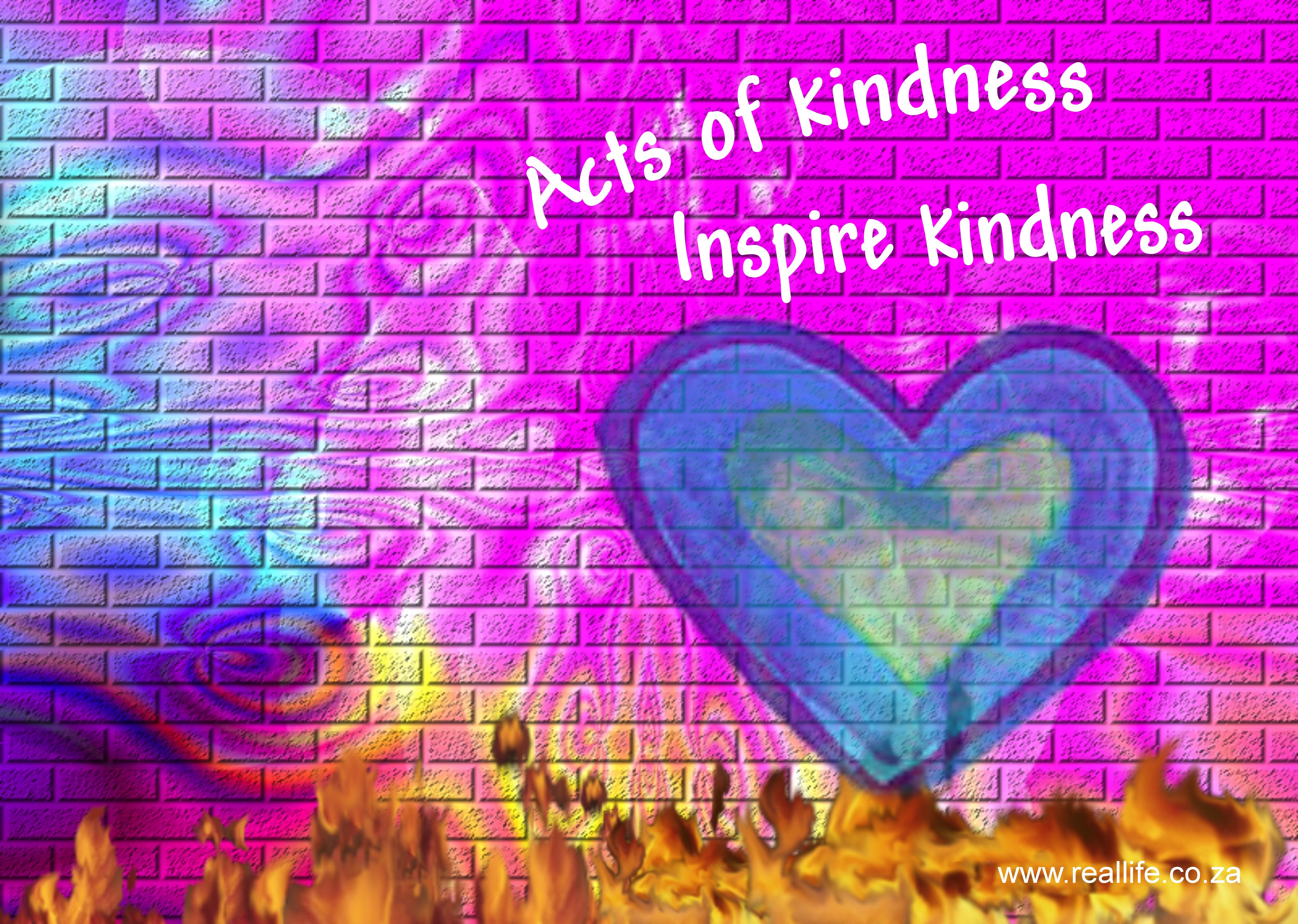 12 selfish and powerful acts of kindness